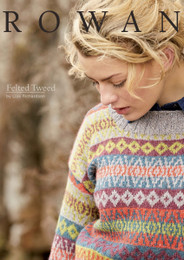 Rowan Felted Tweed by Lisa Richardson