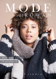 Rowan Brushed Fleece: 4 Projects