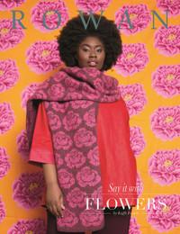 Rowan Say It With Flowers by Kaffe Fassett