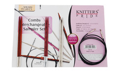 Knitter's Pride Comby Interchangeable Sampler Set - 1
