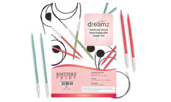 Knitter's Pride Dreamz Interchangeable Starter Set (4mm, 5.5mm, 6mm)