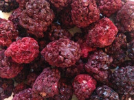 Freeze Dried Blackberries Whole 100g