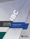 International Building Code (IBC), 2015, Soft Cover