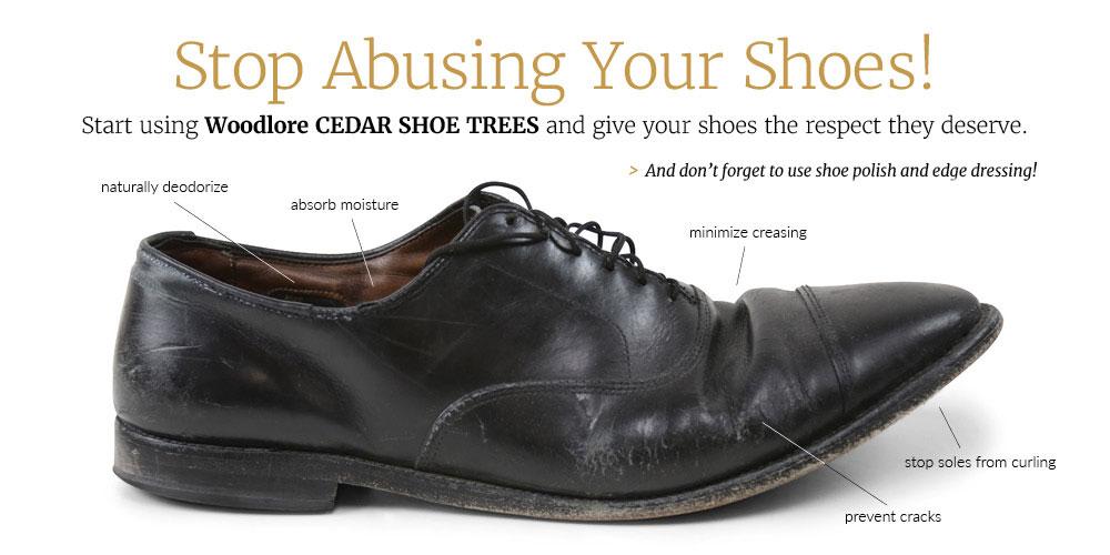 Cedar Shoe Trees Shoe Racks Closet Storage Woodlore