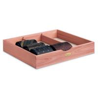 Woodlore Cedar Tie Box