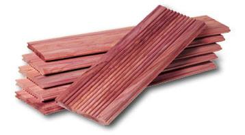 Woodlore Cedar Drawer Liners - Set of 5 Pieces