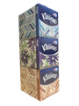 Kleenex Facial Tissues - 3 Box pack - 80 Tissues per Box Facial Tissues