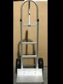 Aluminum 2-Wheel Handtruck, 600 LBS. Capacity
