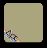 APC- Yoke White T6-WH10 (55 LB. BOX)