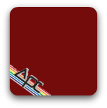 APC- Candy Apple Red Powder Coating T8-RD12