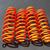 MIT Powder Coatings - Sonny Orange PESO-400-G9  - Photo Submitted by Big Bug Welding & Powder Coating
