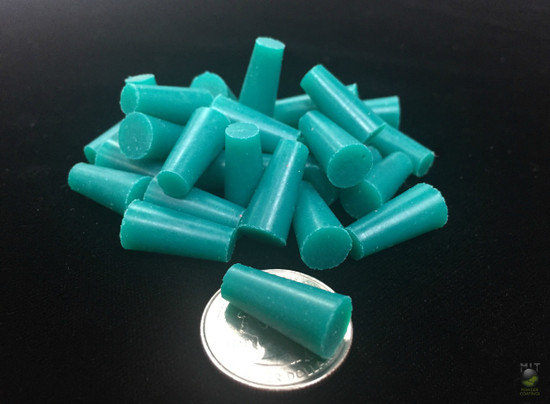 "MIT Masking Supplies - High Temp Silicone Plugs .250""x.375""x.750"" (1000 pc.)"