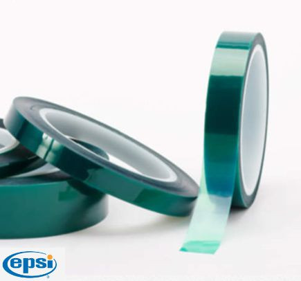 EPSI-A12 Series Green Poly Tape