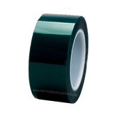 3M™ High Temp Polyester Masking Tape 8992 Green, 6 in X 72 yd