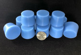 "MIT Masking Supplies -High Temp Silicone Plugs 1.456""x1.188""x1.00"" (100 pc.)"