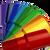 MIT  Pick 3 Rainbow Powder Coating Pack MIT-RSP-03
