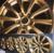 MIT Powder Coatings -Gold Metallic PESSP-430-SG7 - Photo submitted Regiment Fabrication
