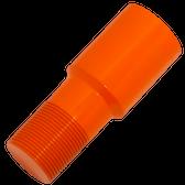 MIT Powder Coatings - Neon Red Orange PESO-670-SG6