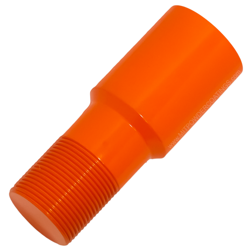 MIT Powder Coatings - Neon Red Orange PESO-670-SG6