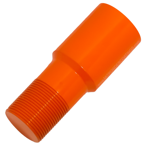 MIT Powder Coatings - Neon Orange PESO-671-SG6