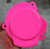 MIT Powder Coatings - Neon Pink PESP-670-G9 - Photo Submitted by Wes Cone