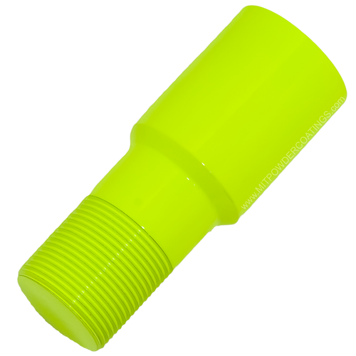 MIT Powder Coatings - Neon Yellow PESY-670-G9