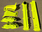 MIT Powder Coatings - Neon Yellow PESY-670-G9 - Photo Submitted by Tommy Hayes