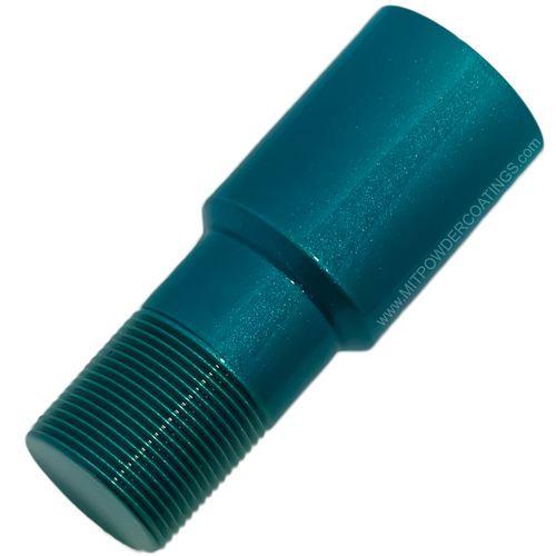MIT Powder Coatings - Candy Teal PESBL-680-G9