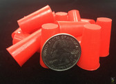"MIT Masking Supplies - High Temp Silicone Plugs .375""x.563""x1"" (500 pc.)"