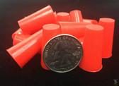 "MIT Masking Supplies - High Temp Silicone Plugs .375""x.563""x1"" (500 pc.)"
