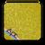 APC- LC Yellow Texture H1-YW5-T Powder Coating