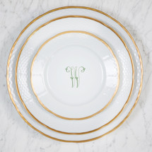 HARR-WARD WEDDING FILLMORE PLACE SETTING