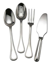 Lyrique Flatware   Beautiful flatware & serving utensils to adorn your tablescapes and add to your Sasha Nicholas wedding & gift registry