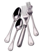 Consul Flatware | Beautiful flatware & serving utensils to adorn your tablescapes and add to your Sasha Nicholas wedding & gift registry
