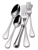 Schnoebelen-Looney Le Perle Silver Plated 5-Piece Place Setting