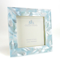 mother of pearl frame breathtaking frame hand crafted perfect for your sasha nicholas wedding or - Mother Of Pearl Picture Frame