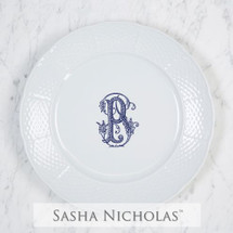 Ruzicka-Pavic Weave Dinner Plate