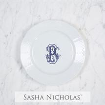 Ruzicka-Pavic Weave Salad Plate