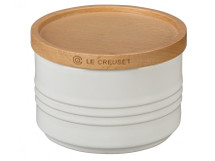 """Ruzicka-Pavic Le Creuset 4"""" Small Storage Canister 