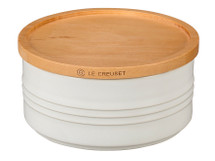 """Ruzicka-Pavic Le Creuset 5.5"""" Small Storage Canister 