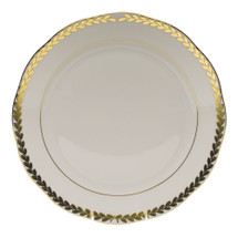 Keeler-Holekamp Herend Golden Laurel Dinner Plate