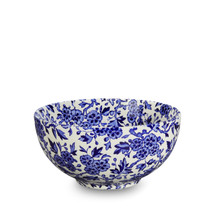 Burleigh Blue Arden | Beautiful china dinnerware to adorn your tablescapes and add to your Sasha Nicholas wedding & gift registry
