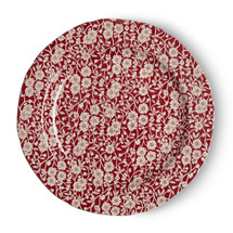 Burleigh Red Calico | Beautiful china dinnerware to adorn your tablescapes and add to your Sasha Nicholas wedding & gift registry