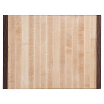 Keeler-Holekamp Equinox Maple & Walnut Cheese Board, Medium