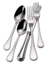 White-Pollnow Le Perle Stainless Steel 5-Piece Place Setting