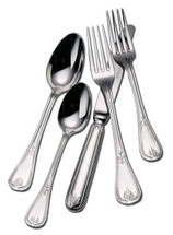 Triplett-Gauthier Consul Stainless Steel 5-Piece Place Setting