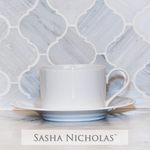 Imagine Simply White Cup & Saucer