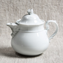 HESSE-BROOKS WEDDING WEAVE TEAPOT