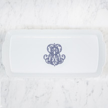 PRESSON-REYNOLDS WEDDING RECTANGLE HOSTESS PLATTER