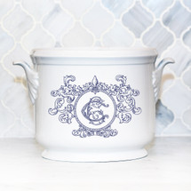ARSALA-CARLSON WEDDING CHAMPAGNE BUCKET